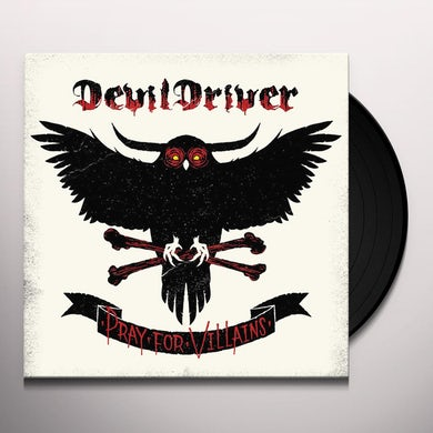 Devildriver PRAY FOR VILLAINS (ROCKTOBER 2018 EXCLUSIVE) Vinyl Record