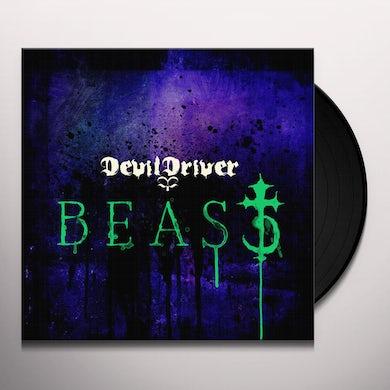 Devildriver BEAST (ROCKTOBER 2018 EXCLUSIVE) Vinyl Record