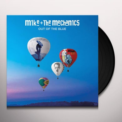 OUT OF THE BLUE Vinyl Record