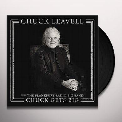 Chuck Leavell CHUCK GETS BIG Vinyl Record