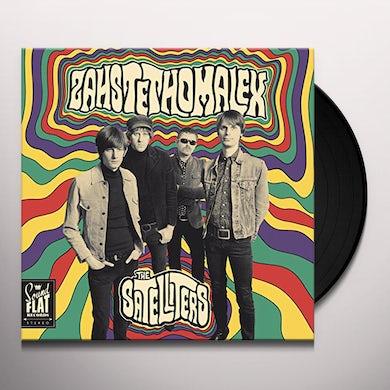 Satelliters ZAHSTETHOMALEX Vinyl Record