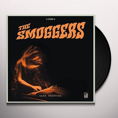 Smoggers DARK REACTION Vinyl Record