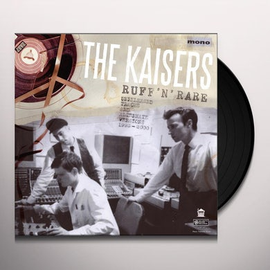 Kaisers RUFF'N'RARE Vinyl Record