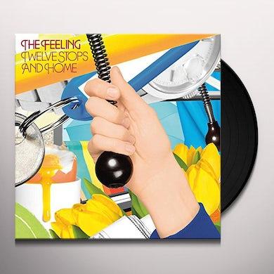 Feeling TWELVE STOPS & HOME Vinyl Record