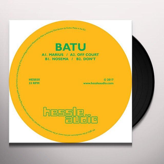 Batu MARIUS Vinyl Record