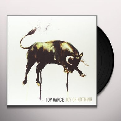 Foy Vance JOY OF NOTHING Vinyl Record