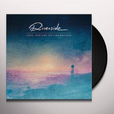 Riverside LOVE FEAR & TIME MACHINE Vinyl Record