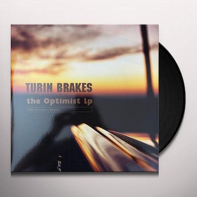 Turin Brakes OPTIMIST Vinyl Record