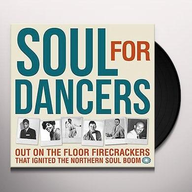 SOUL FOR DANCERS / VARIOUS Vinyl Record - UK Release
