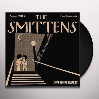 SMITTENS LOVE RECORD BREAKER Vinyl Record