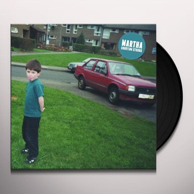 Martha COURTING STRONG Vinyl Record - UK Release