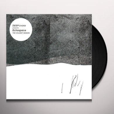 Deepchord Presents Echospace: Coldest Season 4 Vinyl Record