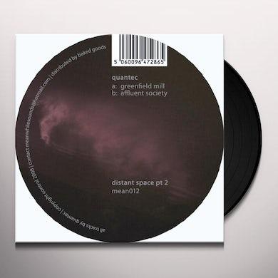 Quantec DISTANT SPACE PART 2 Vinyl Record