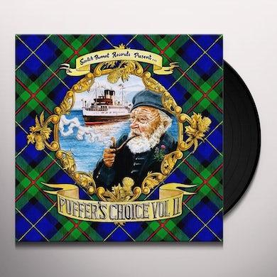 Scotch Bonnet Presents: Puffer'S Choice Ii / Var Vinyl Record
