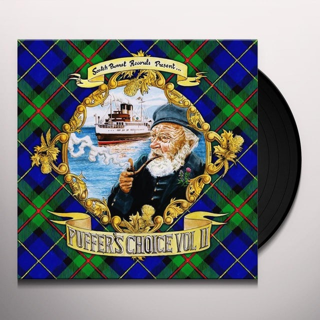 Scotch Bonnet Presents: Puffer'S Choice Ii / Var