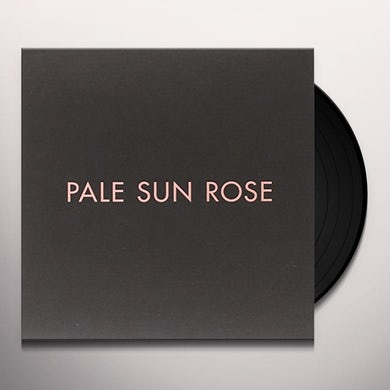 Matthew & The Atlas PALE SUN ROSE Vinyl Record