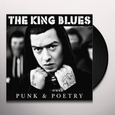 The King Blues PUNK & POETRY Vinyl Record