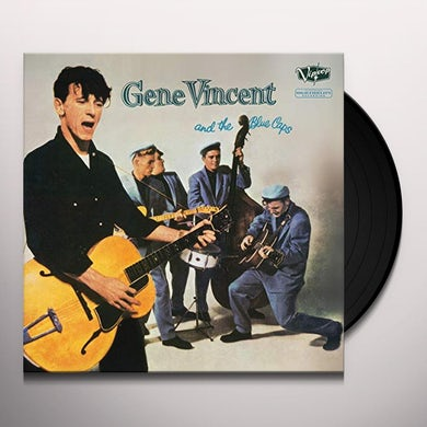 Gene Vincent GV & HIS BLUE CAPS Vinyl Record