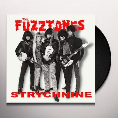 The Fuzztones STRYCHNINE Vinyl Record