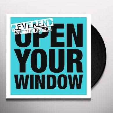 Reverend & The Makers OPEN YOUR WINDOW Vinyl Record