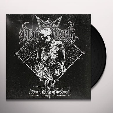 Voidhanger DARK DAYS OF THE SOUL Vinyl Record