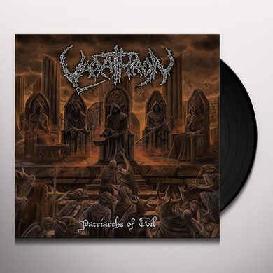 Varathron PATRIARCHS OF EVIL Vinyl Record