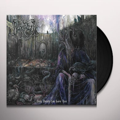 Beheaded ONLY DEATH CAN SAVE YOU Vinyl Record
