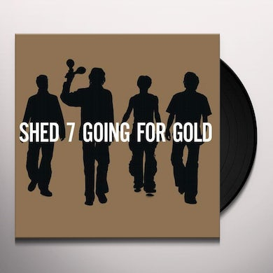 Shed Seven GREATEST HITS Vinyl Record