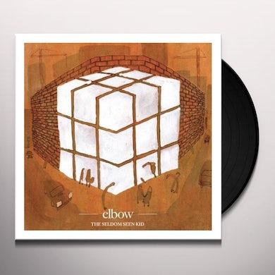 Elbow SELDOM SEEN KID Vinyl Record