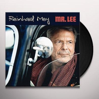 Reinhard Mey MR.LEE  (GER) Vinyl Record - Limited Edition