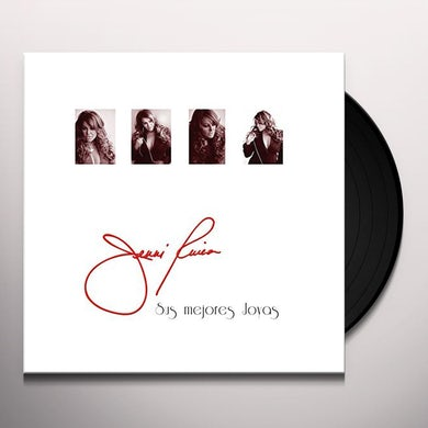 Jenni Rivera SUS MEJORES JOYAS Vinyl Record