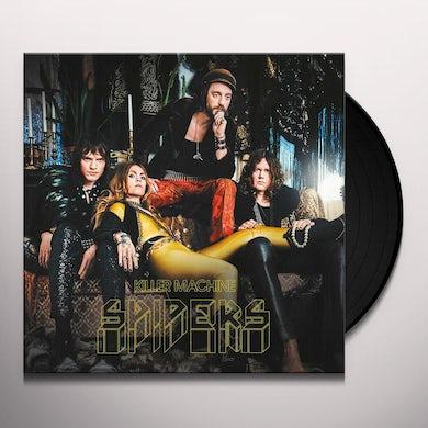 Spiders KILLER MACHINE Vinyl Record