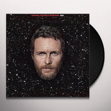 Jovanotti ORA Vinyl Record