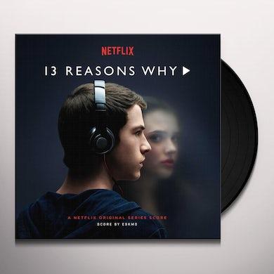 13 REASONS WHY S2 (NETFLIX ORIGINAL SERIES) / Original Soundtrack Vinyl Record