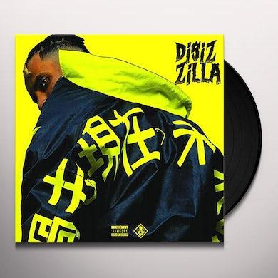 DISIZILLA Vinyl Record