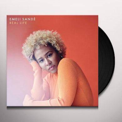 Emeli Sandé REAL LIFE Vinyl Record