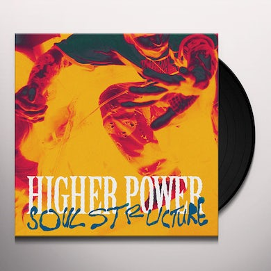Higher Power SOUL STRUCTURE Vinyl Record