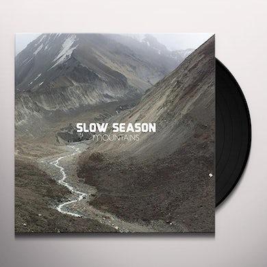 Slow Season MOUNTAINS Vinyl Record