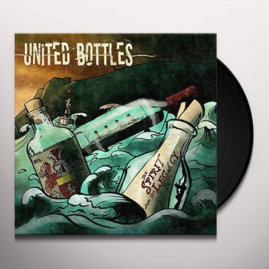 United Bottles SPIRIT & THE LEGACY Vinyl Record