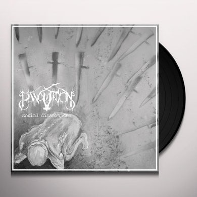 Panopticon SOCIAL DISSERVICES Vinyl Record