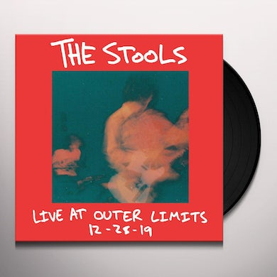Stools LIVE AT OUTER LIMITS 12-28-19 Vinyl Record