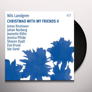 Nils Landgren CHRISTMAS WITH MY FRIENDS VI Vinyl Record