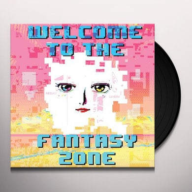 Christa Lee WELCOME TO THE FANTASY ZONE / Original Soundtrack Vinyl Record