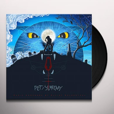 Elliot Goldenthal PET SEMATARY (SCORE) / Original Soundtrack Vinyl Record