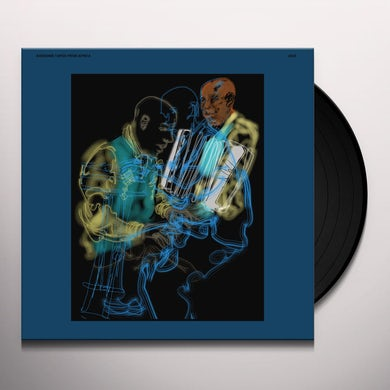 Hailu Mergia LALA BELU Vinyl Record