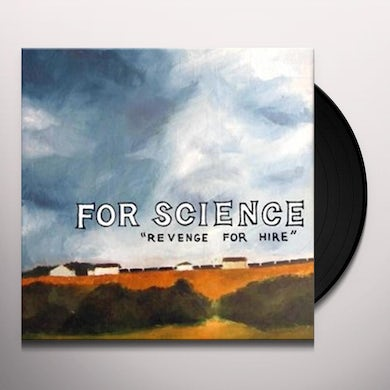 For Science WAY OUT OF CONTROL Vinyl Record