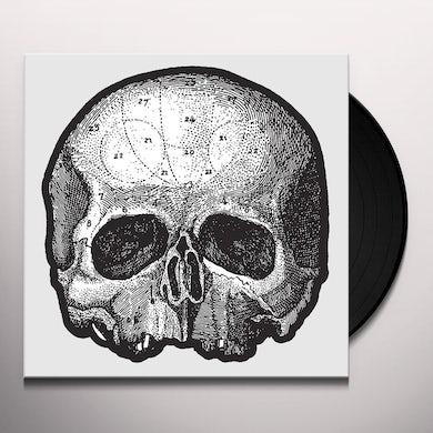 """Black Pearl 10"""" (Die Cut Skull) Vinyl Record"""