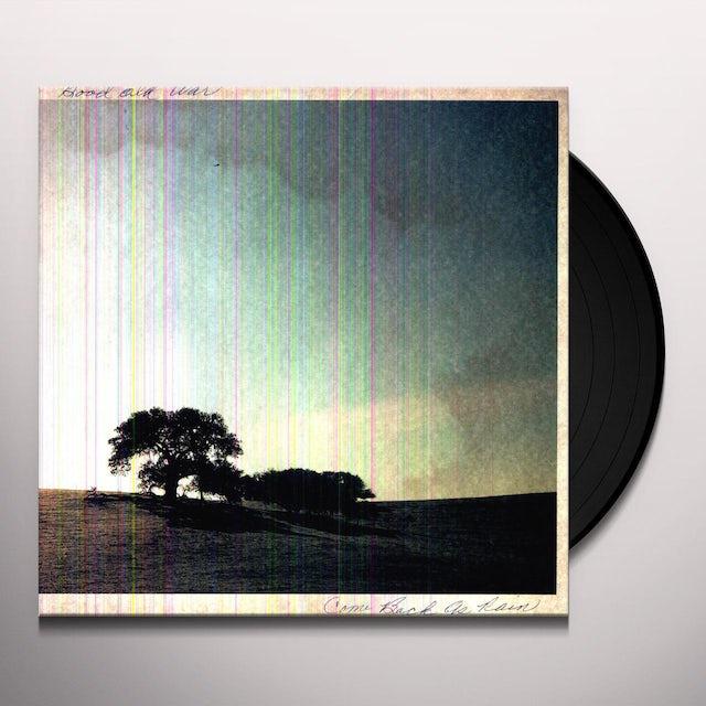 Good Old War COME BACK AS RAIN Vinyl Record