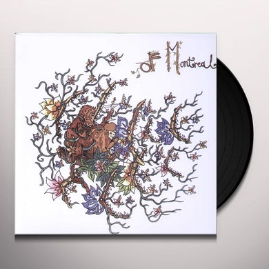 Of Montreal JON BRION REMIX (EP) Vinyl Record - 180 Gram Pressing