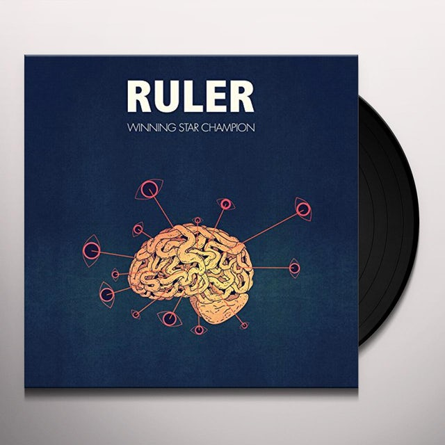Ruler WINNING STAR CHAMPION Vinyl Record